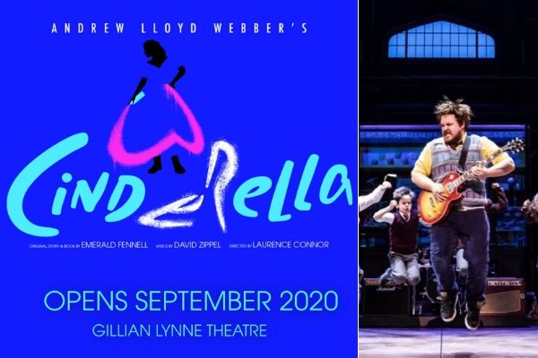 the-west-end-welcomes-andrew-lloyd-webber-s-new-musical-adaptation-of-cinderella-in-late-summer-2020