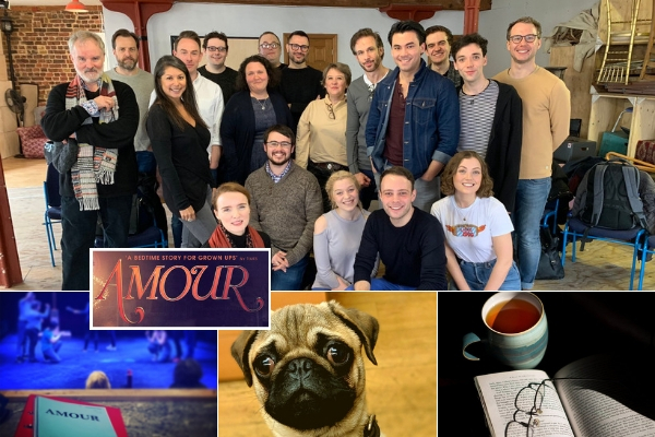 how-are-preparations-going-for-amour-loveable-theatre-dogs-first-listen-video