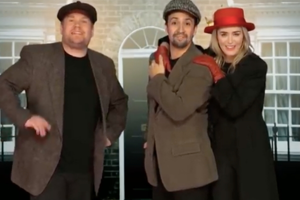 watch-james-corden-emily-blunt-lin-manuel-miranda-deliver-a-roll-call-of-22-musicals-in-12-minutes