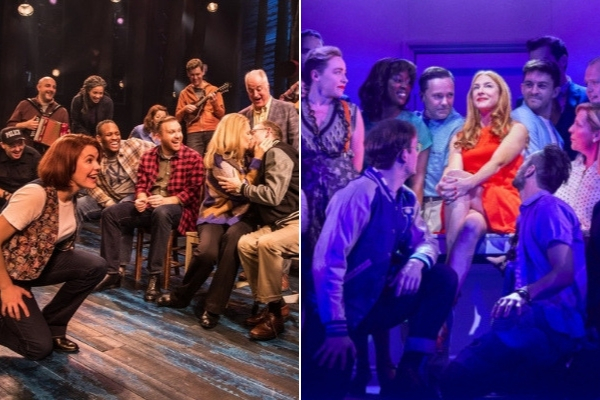 West End productions of Company & Come From Away lead the