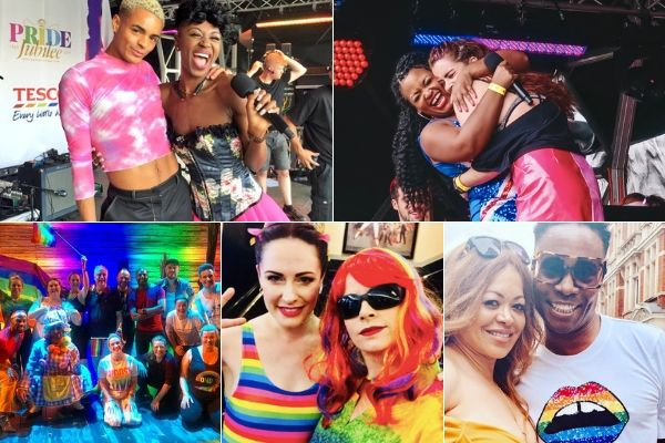 west-end-shows-performers-celebrate-pride-in-london-2019