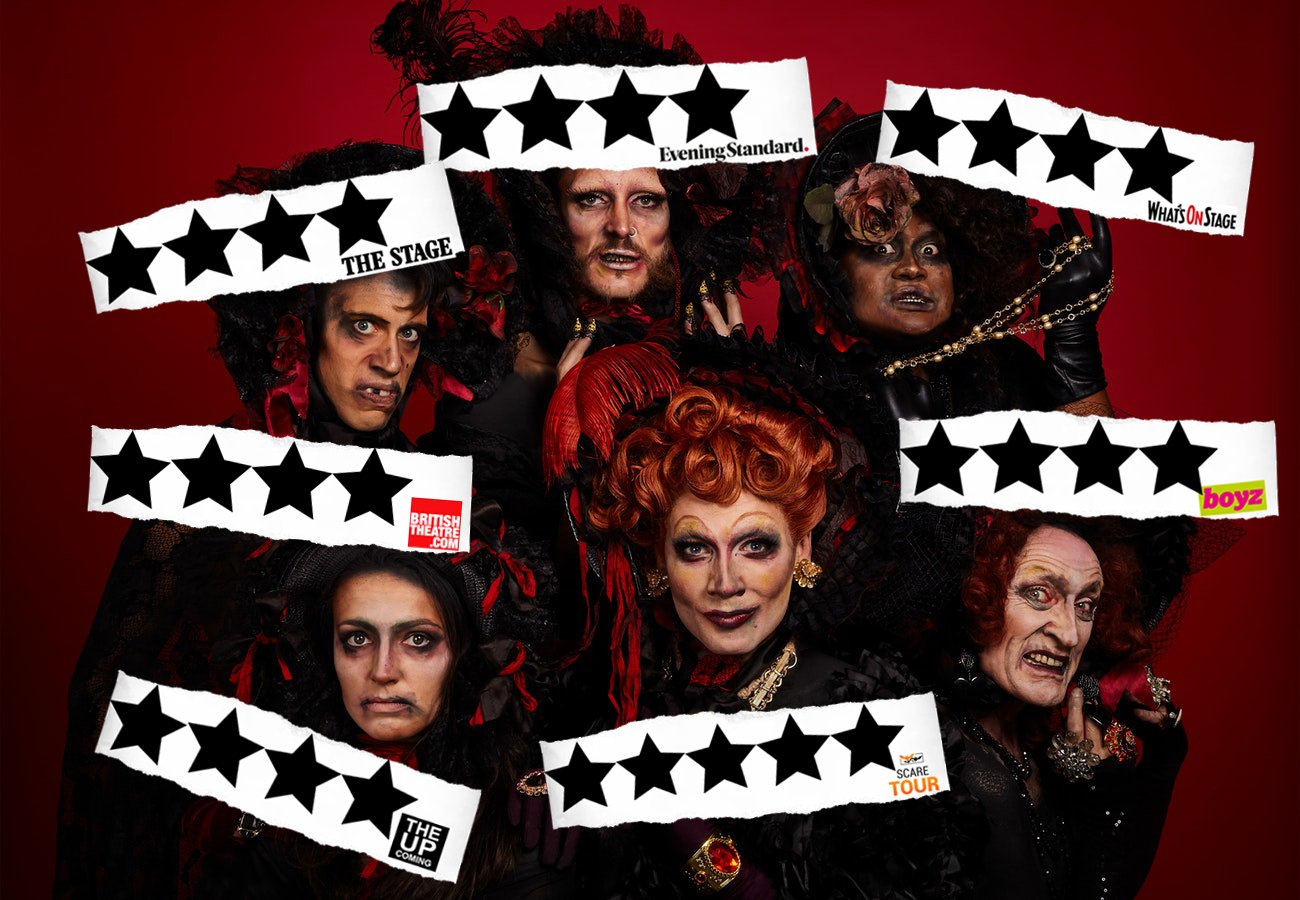 critics-are-raving-about-sink-the-pink-s-how-to-catch-a-krampus-at-the-pleasance