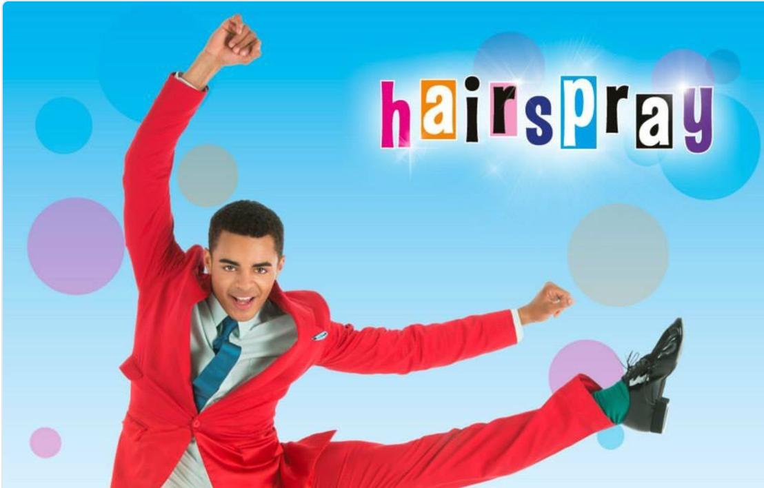 Hairspray Tour Merchandise