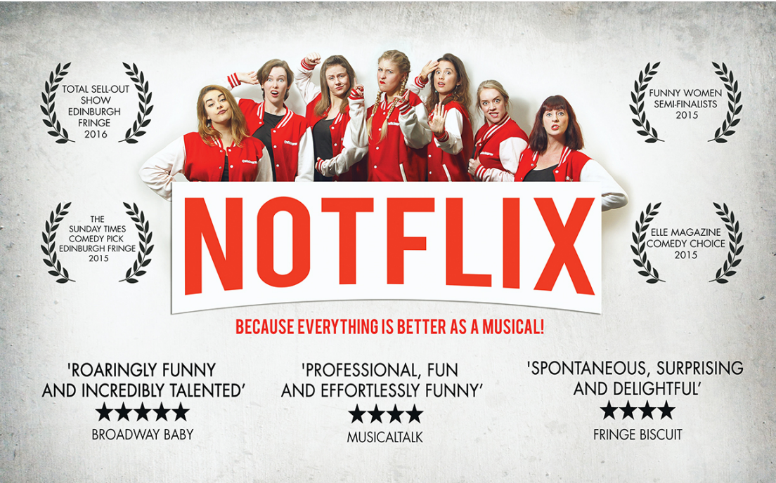 the-ladies-of-notflix-the-improvised-musical-head-to-leicester-square-theatre
