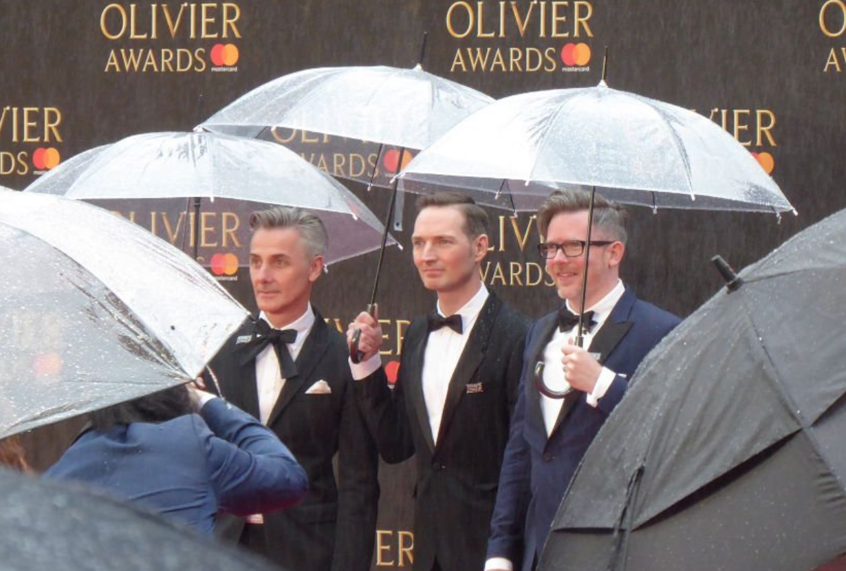stagefaves-buddy-big-theatre-fan-shares-his-olivier-awards-red-carpet-photos