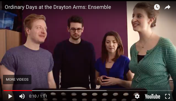 watch-meet-the-cast-of-ordinary-days-at-drayton-arms-theatre-in-5-videos