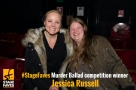 Competition Prize: Jessica Russell meets her #StageFave Kerry Ellis