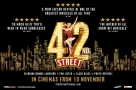 Missed it at Drury Lane? 42nd Street hits 650 cinema screens on 10 & 12 Nov