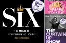 Winners of The Curtain Up Show Album of the Year awards are Six The Musical, Broadway's Mean Girls & Carrie Hope Fletcher's debut recording