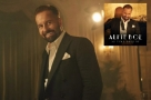 You must remember this… Alfie Boe brings 40s classics back to the charts with new solo album