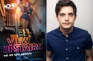 What a cast! Who's joining Broadway's Andy Mientus for the Euro premiere of LGBTQ+ musical The View Upstairs?
