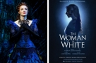 Which #StageFaves are joining Australian star Anna O'Byrne in The Woman in White?