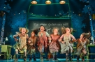 Not such a hard-knock life: Annie embarks on a new UK tour post-West End