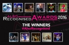 Winners - including several #StageFaves - announced in 2016 #AlsoRecognised Awards