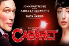 New post-show Q&A: Join Faves founder Terri on 29 Aug as Cabaret launches a new tour with John Partridge as the emcee