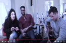 WATCH: Michael Watson's Backstage Jam with The Wild Party's Ako & Victoria