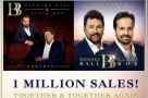 Putting it together: Did you see that Michael Ball & Alfie Boe have topped 1 million album sales?