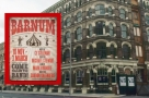 Roll up, roll up! Menier Chocolate Factory revives big-top Barnum for Christmas