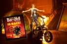 Not gone, gone, gone anymore... Who's joining Andrew Polec in Bat Out of Hell in the West End?