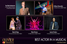 #OlivierAwards nominees: Get to know... Best Actor in a Musical