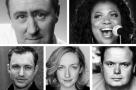 More Carousel cast: Nicholas Lyndhurst, Brenda Edwards, Derek Hagen, Gavin Spokes &...