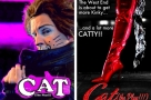 PHOTOS: Meow! Cat's Gerard McCarthy shows feline fun in musical tribute posters