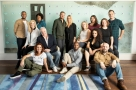 Welcome to the Rock: Rachel Tucker, Helen Hobson, Clive Carter & David Shannon lead Come From Away's West End premiere