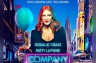 In the same week as the West End production of Company wins big at the Critics' Circle Awards, the London Cast Recording has been officially released & we're ready!