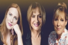 Three's Company: Mel Giedroyc joins Rosalie Craig & Patti LuPone for Sondheim revival