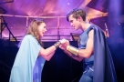 The future is looking bright for superhero-sized Eugenius, now transferring to the West End