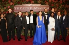 Company & Hamilton come away happy from the Evening Standard Theatre Awards 2018