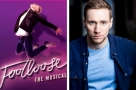 Who's cutting loose with Gareth Gates in Footloose when it returns to London?