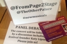 From Page to Stage podcast: What can we do to increase diversity in musical theatre?