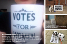 Get Out & Vote! Our favourite #StageFaves tweets from #PollingDay