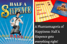 Opinion: A Phantasmagoria of Happiness, why I love Half A Sixpence