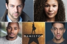 Getting their shot: Ten fresh faces join London's Hamilton in its second year