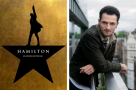 He's not throwing away his shot: Meet your new Hamilton (and King George)!