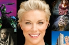 Diary check: Hannah Waddingham is in concert at London Hippodrome on 27 April