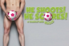Do you like your musicals with balls? ​He Shoots! He Scores! comes to Above the Stag