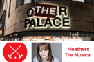 Charlotte Wakefield leads the cast of Heathers for the Other Palace Work In Progress season
