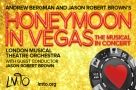 Jason Robert Brown directs Samantha Barks & Arthur Darvill in Honeymoon in Vegas