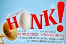 Easter egg-stravaganza: Stiles & Drewe's Honk! revived at Union for 20th anniversary