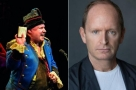It's third time lucky as Ian Hughes steps in as latest Master of the House in London's Les Miserables