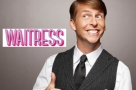 Rockin' it: US film & TV star Jack McBrayer, best-known for 30 Rock, will play Ogie in the West End production of Waitress