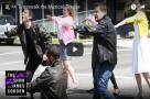 WATCH: James Corden does Greese: The Crosswalk Musical