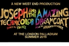 Fifty years on: A reimagined Joseph & the Amazing Technicolour Dreamcoat returns to Palladium