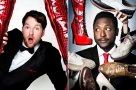 If the shoe fits: Killian Donnelly & Matt Henry return to Kinky Boots for filming
