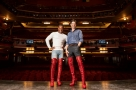 If the shoe fits: Oliver Tompsett & Natalie McQueen join Kinky Boots in June
