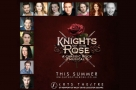 Are you up to date on casting for medieval rock musical Knights Of the Rose?