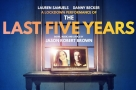 Lauren Samuels & Danny Becker star in lockdown staging of The Last Five Years